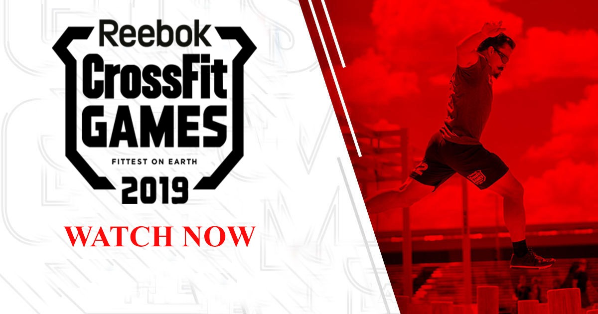 Image result for Reebok CrossFit Games 2019 Live