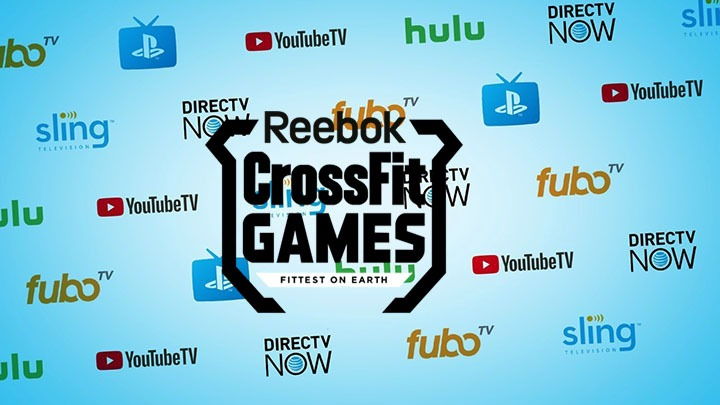 Crossfit Games Live Without Cable Connection
