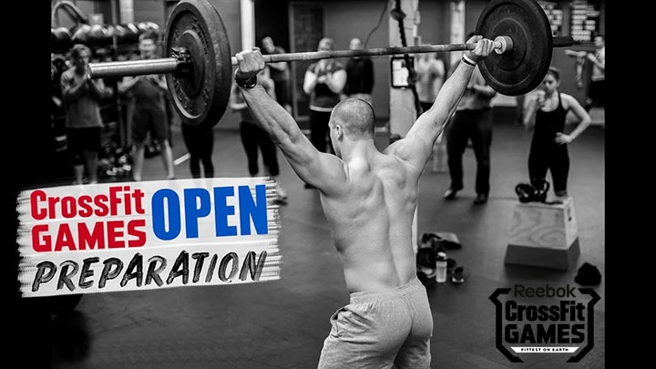 How to Prepare for CrossFit games